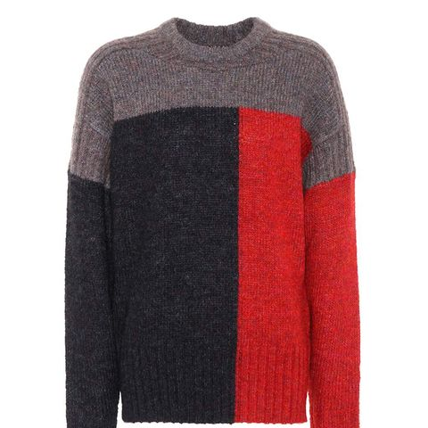 Davy Mohair-Blend Sweater