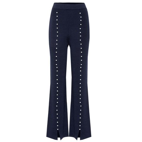 Caron Wool Trousers