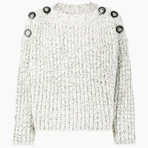 Free Button Shoulder Jumper