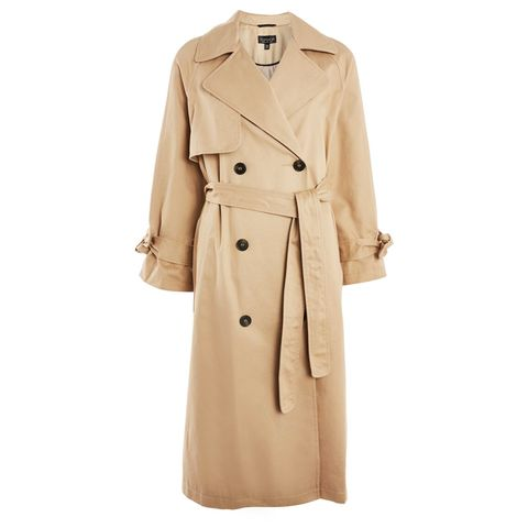 Staple Editors Trench Coat