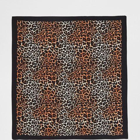 Himara Leopard Print Banadana