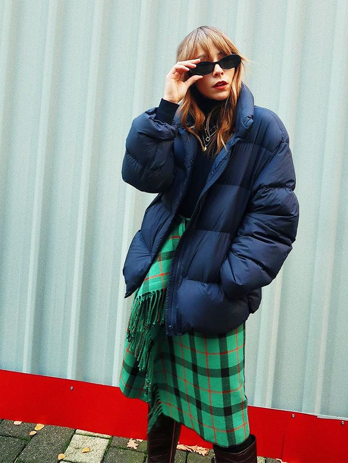 Megan Ellaby: Winter Outfit Inspiration
