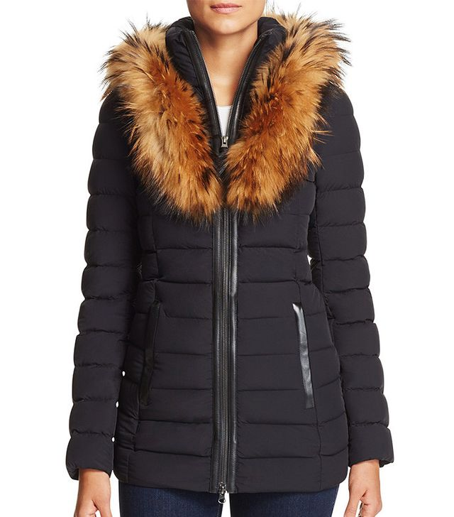 Mackage Kadalina Fur-Trim Down Coat