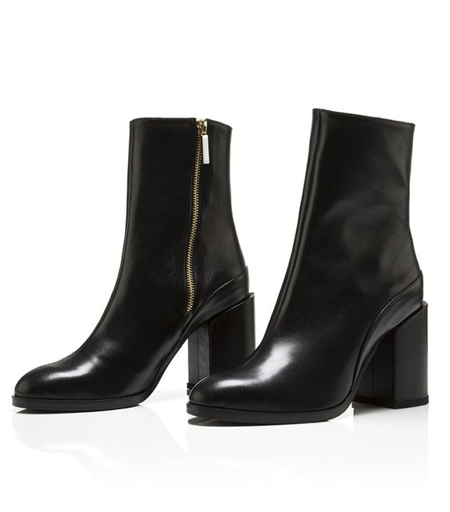Dear Frances Spirit Boots in Black
