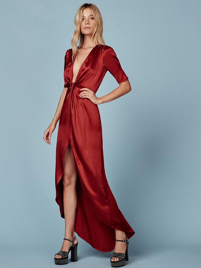 Reformation Toluca Dress