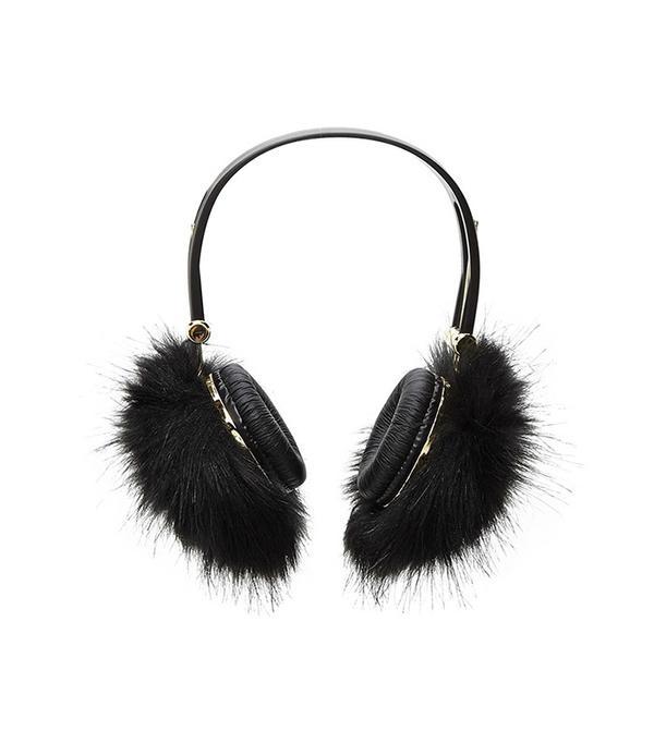 Forever 21 Faux Fur Headphones