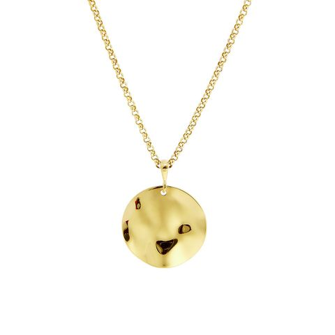 Gold Wavee Necklace