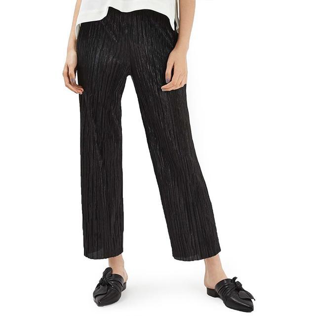 Topshop Plissé Trousers