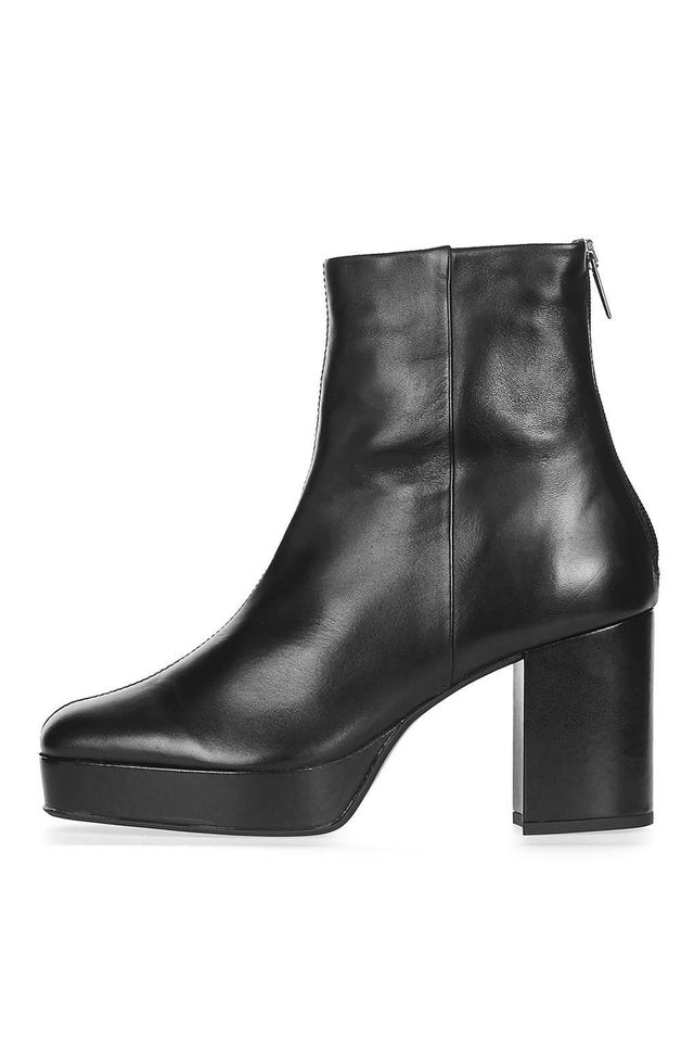 Topshop Margarita Platform Boots
