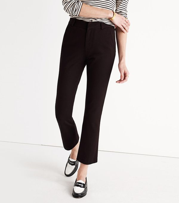 Madewell Cali-Demi Boot Pants
