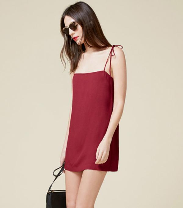 Reformation feliz dress