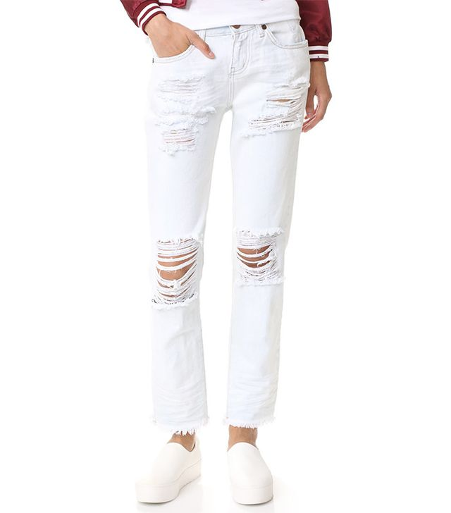 One Teaspoon Xanthe Awesome Baggy Jeans