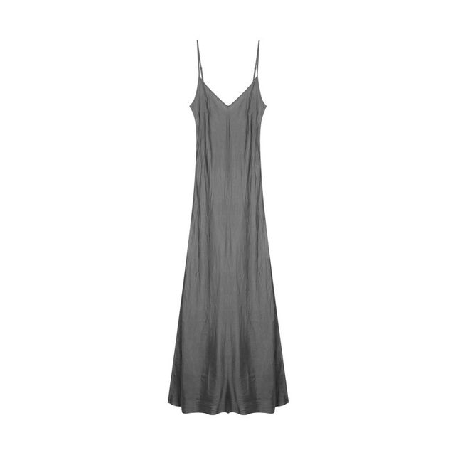 Organic By John Patrick Bias Ankle Slip Dress