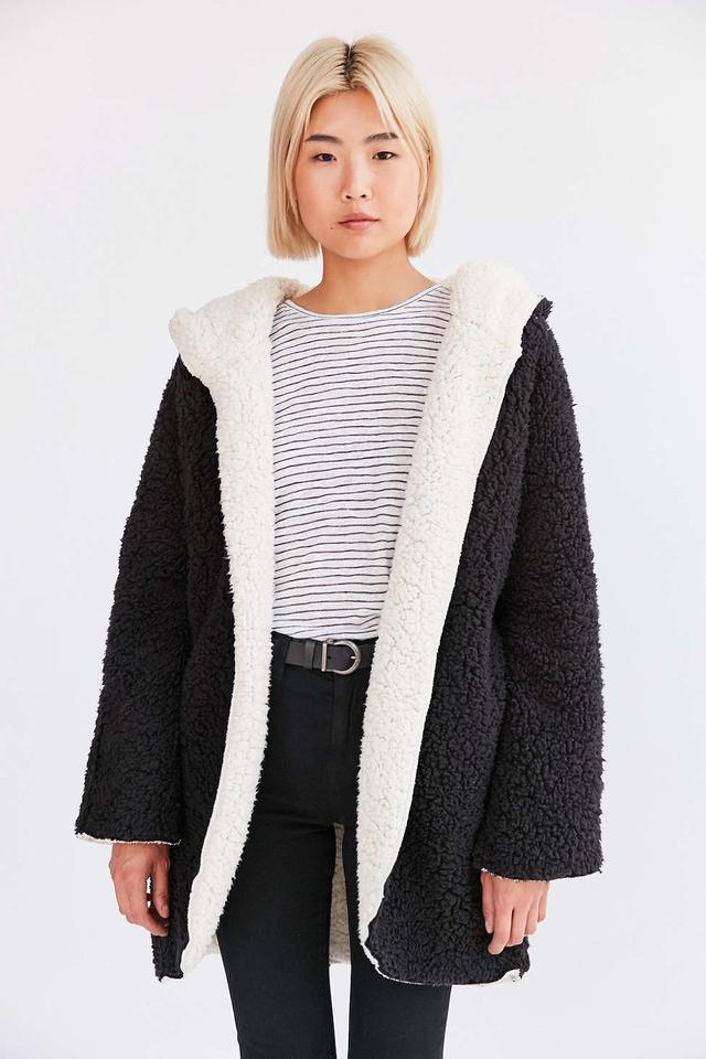 Ecote Cozy Reversible Hooded Jacket
