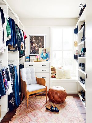 Celebrity Closet Organization Hacks You'll Want to Copy for 2017