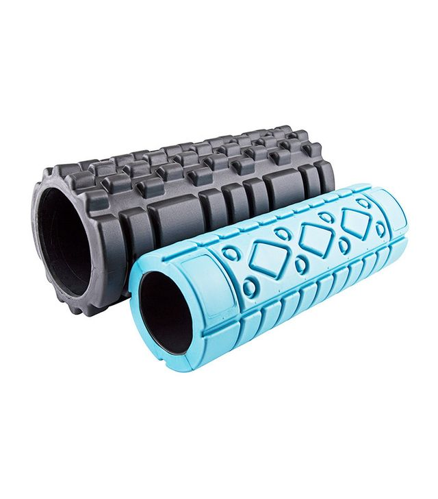 fit spirit textured massage foam roller