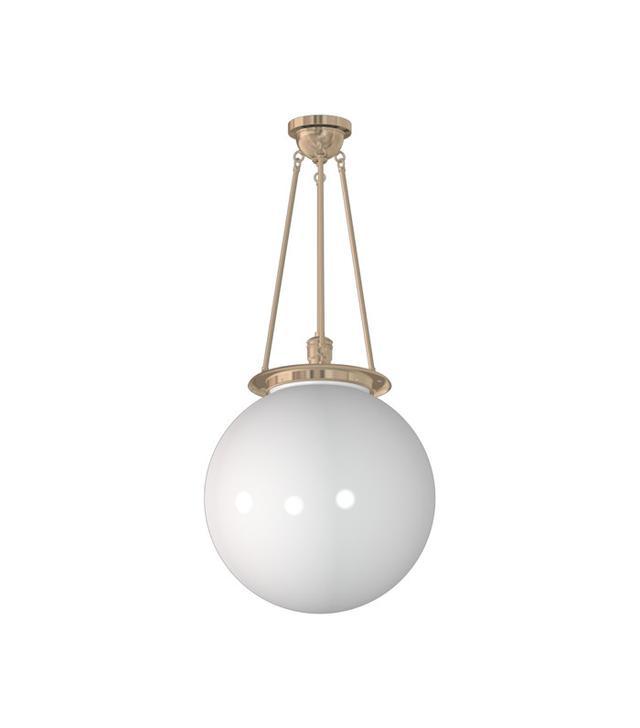 Hood Classic Globe Pendant