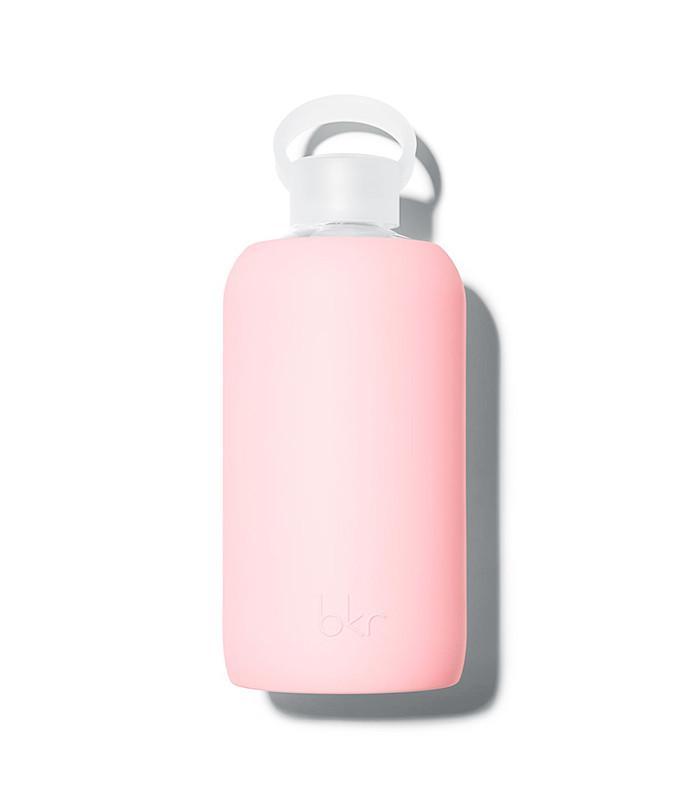 Glass Water Bottle by BKR