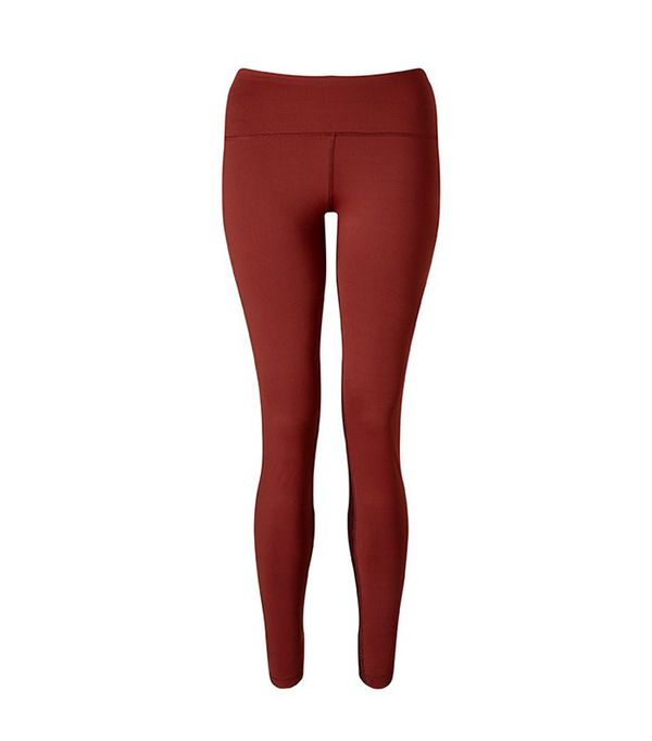 Varley Kingman Copper Red Legging