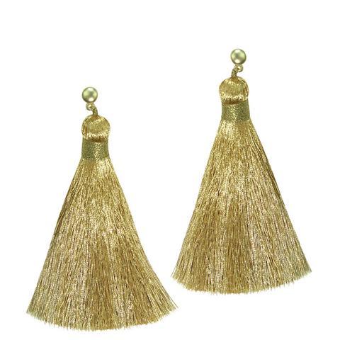 Go Go Gold Earrings