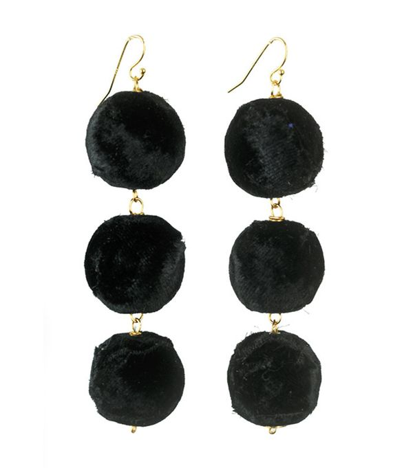 Sissy Yates Designs Velvet Bonbon Earrings