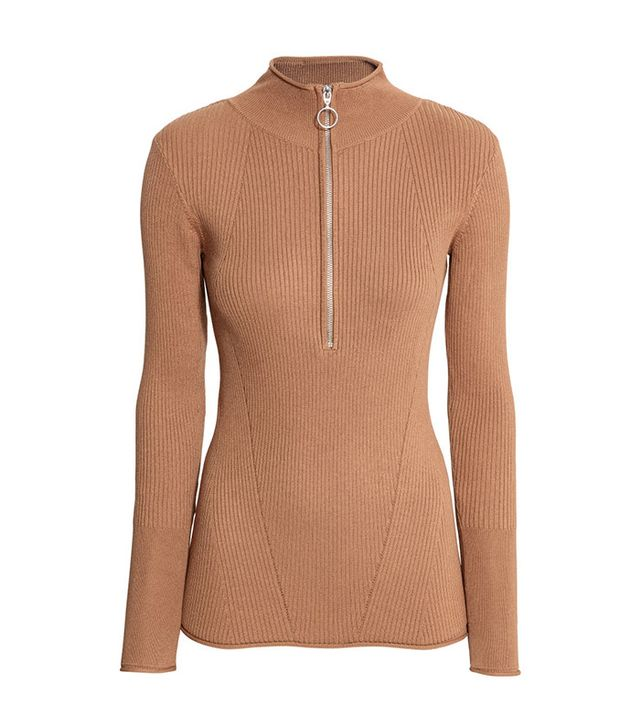 H&M Mock Turtleneck