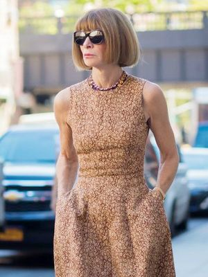 The Bizarre Thing Anna Wintour Never Wears