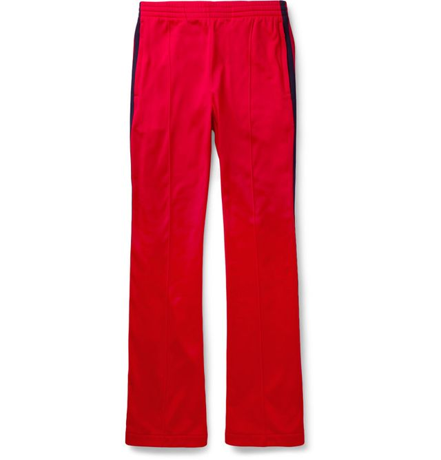 Gucci Striped Tech-Jersey Sweatpants