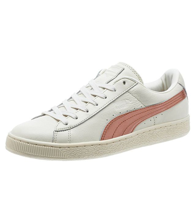 Puma Basket Classic Metallic Sneakers