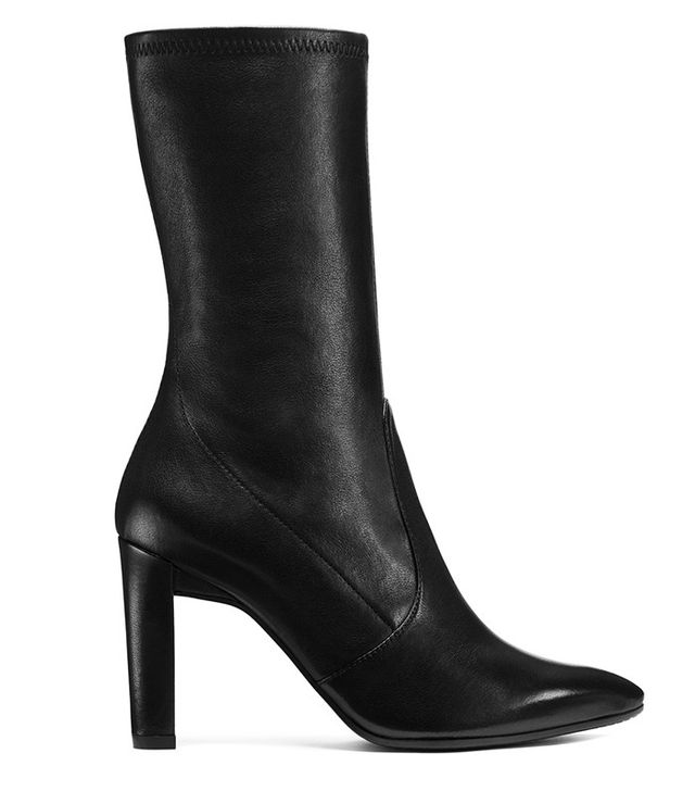 Stuart Weitzman The Clinger Booties