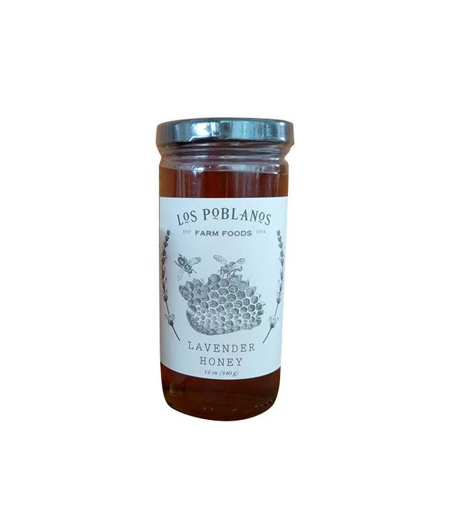 Los Pablanos Lavendar Honey