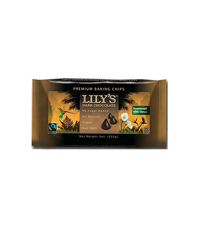 Lily's Chocolate All Natural Dark Chocolate Premium Baking Chips