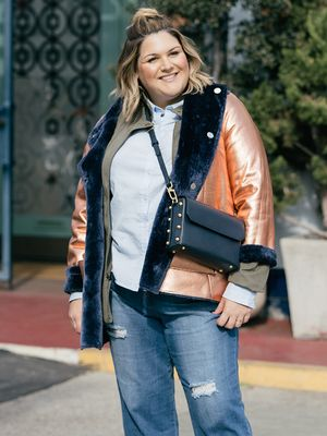 "Every Body Type Is ""Allowed to Have Really Great Clothes,"" by Nicolette Mason"