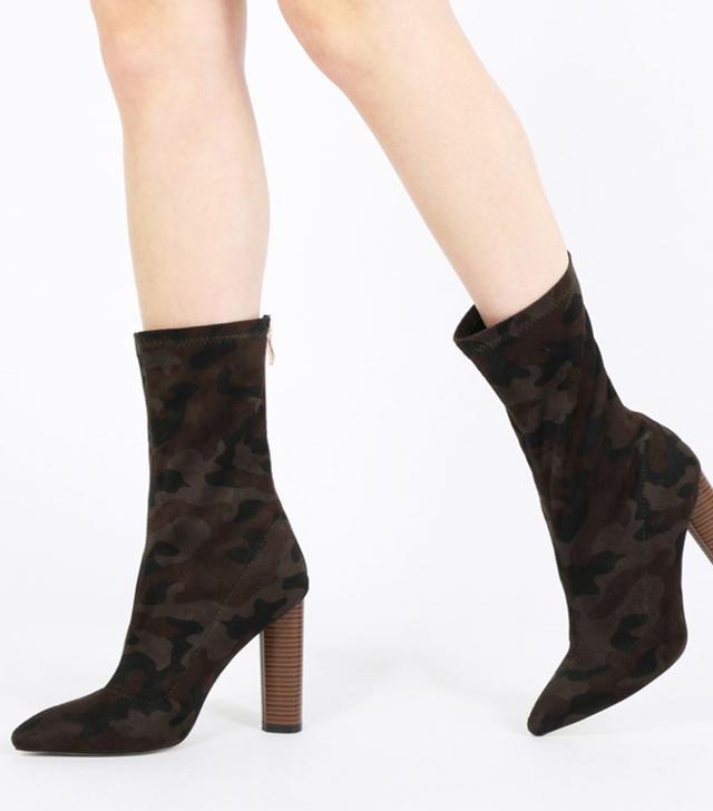 Public desire camo boots gigi hadid