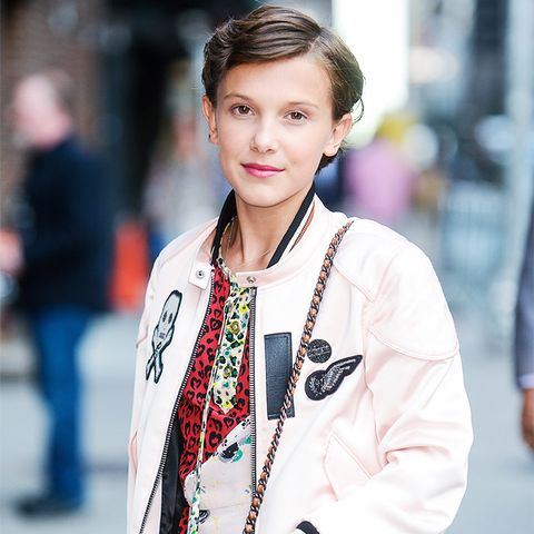 It girls 2017: Millie Bobby Brown
