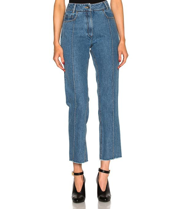 Magda Butrym Brownsville Jeans