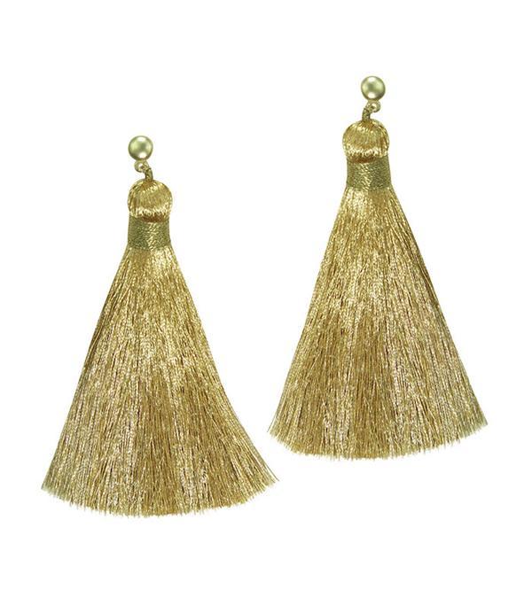 Hart Go Go Gold Earrings