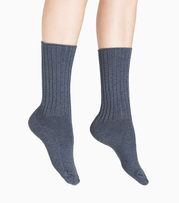 Hue Ribbed Boot Sock