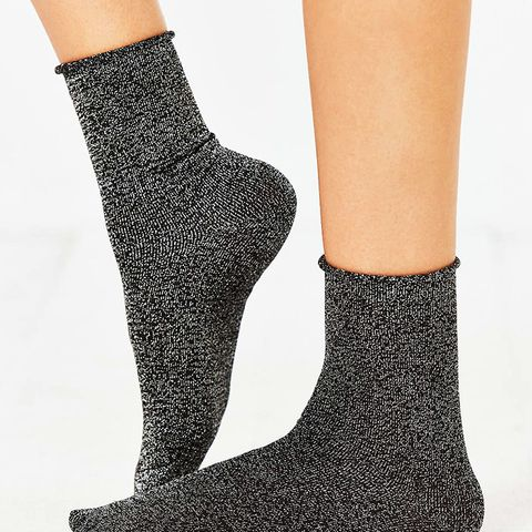 Sparkle Party Anklet Sock