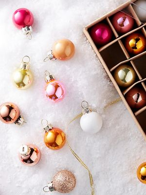 A Professional Organizer Showed Us How to Store Christmas Ornaments