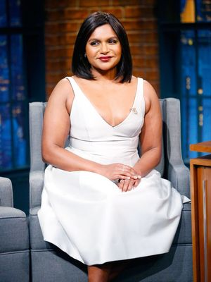 It's Official: Mindy Kaling Is Looking More Stylish Than Ever