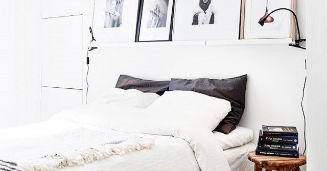 This Is How to Create a Blissful Bedroom Sanctuary | MyDomaine AU