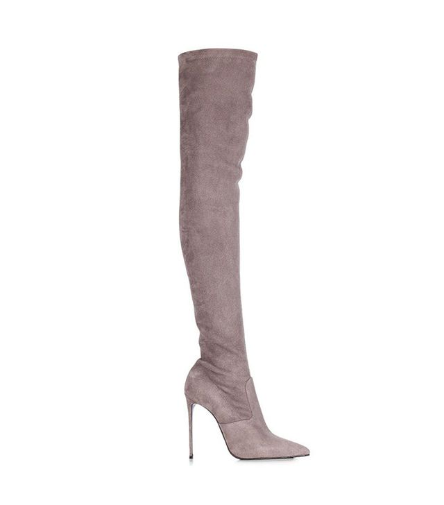 Le Silla Stretch Over the Knee Boot