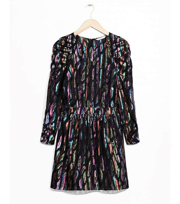& Other Stories Disco Dress
