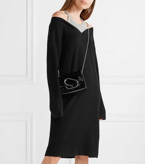 T by Alexander Wang Layered Dress