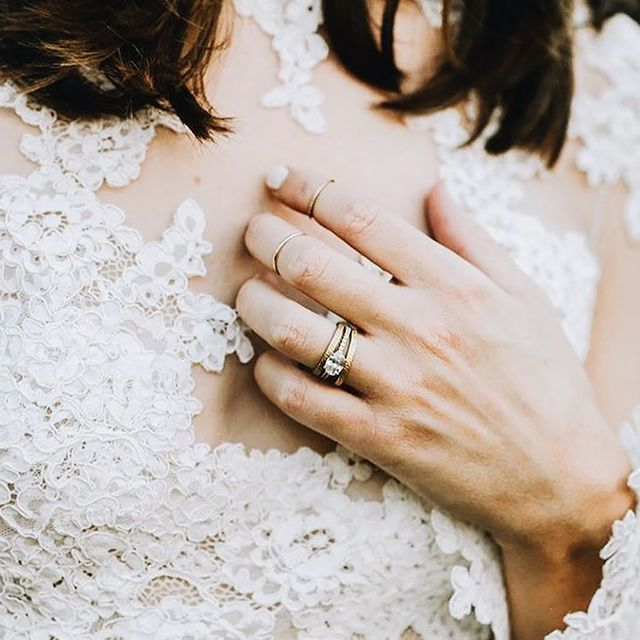 4 Common Jewellery Mistakes Brides Make on Their Wedding Day