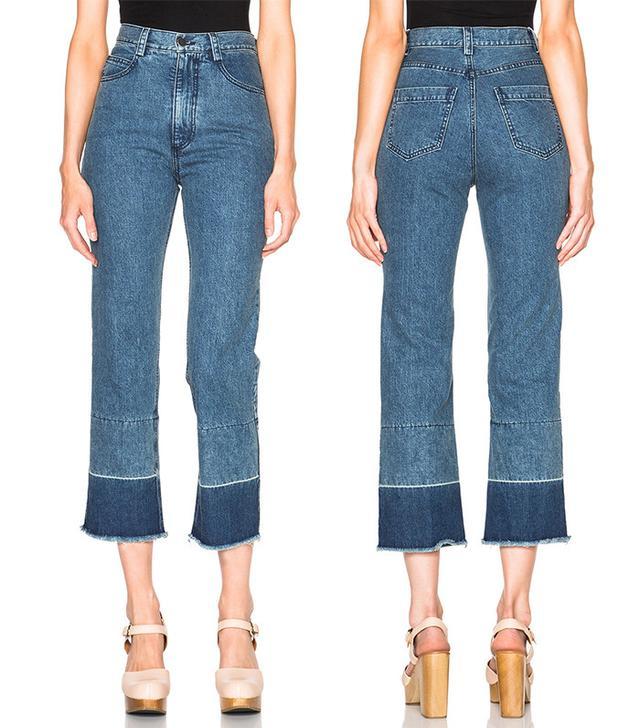 Rachel Comey Slim Legion Jean