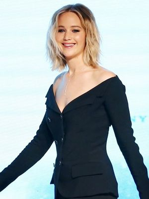 Jennifer Lawrence Is Bringing Back the Biggest Trend of Summer