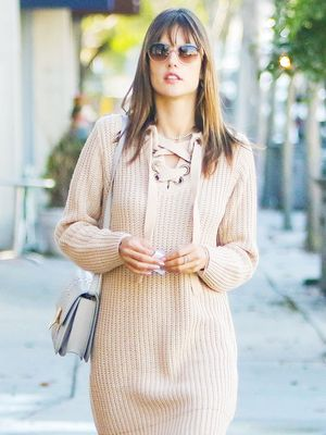 This Is the Easiest Trick to Bring an Outfit Together
