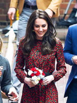 Hurry! Kate Middleton's Christmas Party Dress Is 50% Off